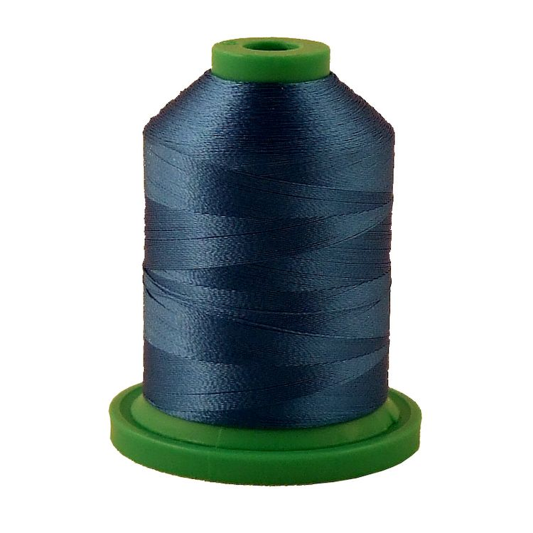 Blue Jewel # 3729 Rayon Machine Embroidery Thread 5500 Yard King Cone