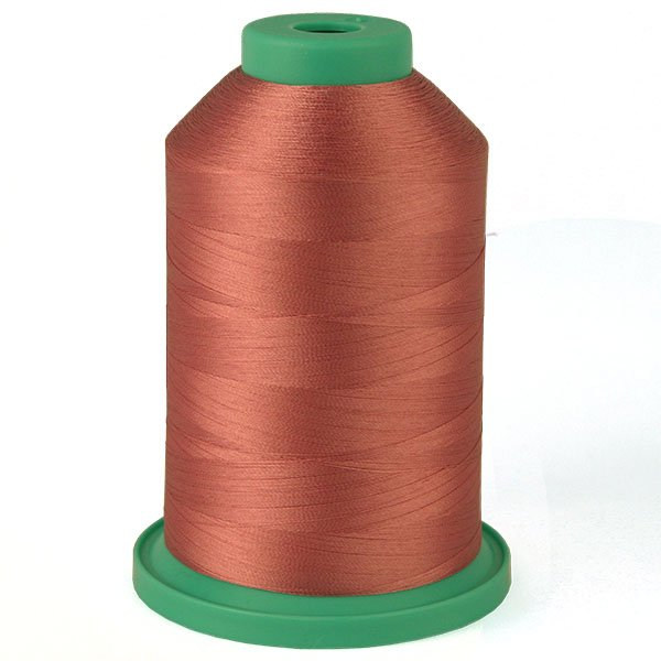 Medium Rose # 3742 Rayon Machine Embroidery Thread 5500 Yard King Cone THUMBNAIL
