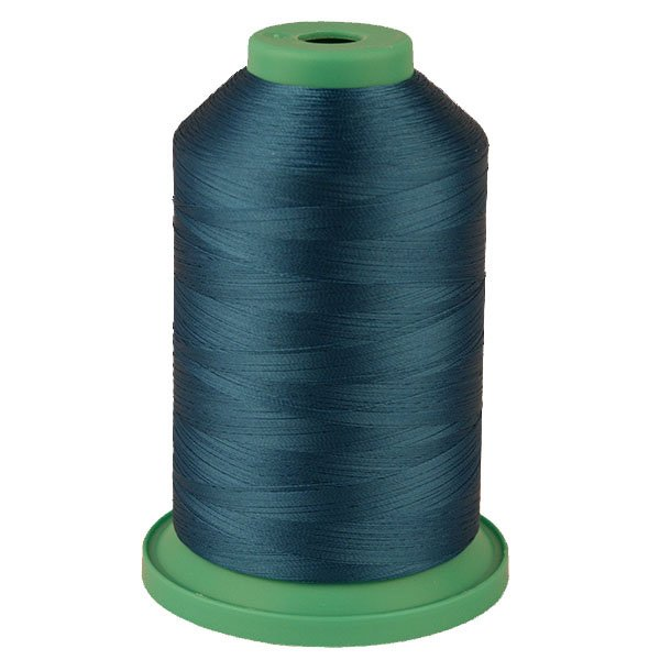 Band Blue # 3747 Rayon Machine Embroidery Thread 5500 Yard King Cone_THUMBNAIL