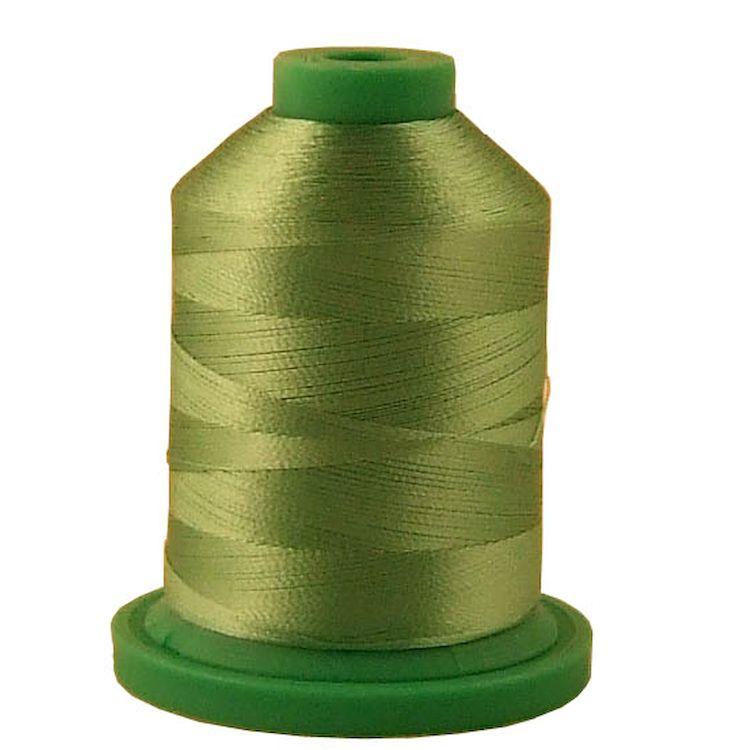 Green Ice # 3751 Rayon Machine Embroidery Thread 5500 Yard King Cone
