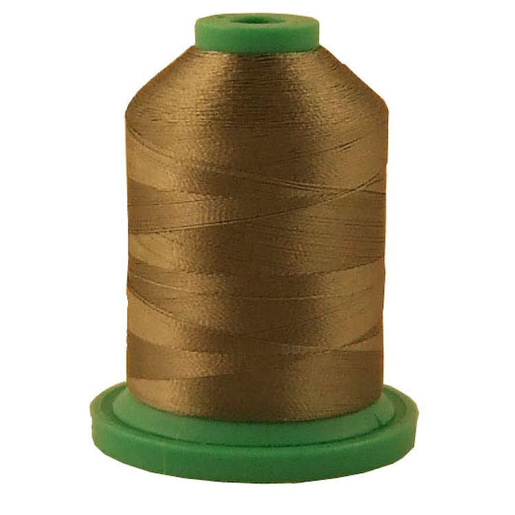 Reed Green # 3758 Rayon Machine Embroidery Thread 5500 Yard King Cone MAIN
