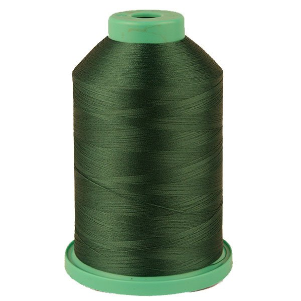 Bombay Green # 3763 Rayon Machine Embroidery Thread 5500 Yard King Cone