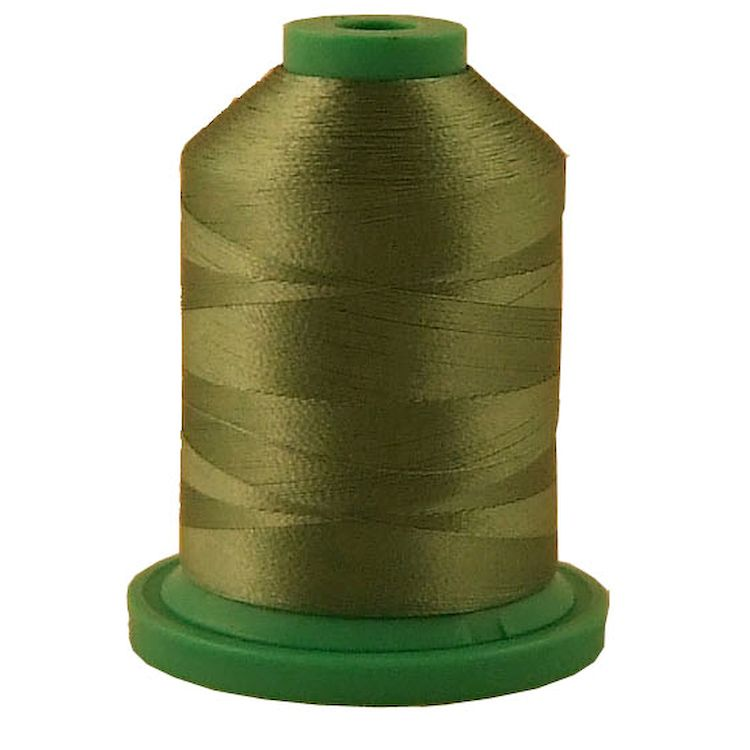 Pond Green # 3774 Rayon Machine Embroidery Thread 5500 Yard King Cone