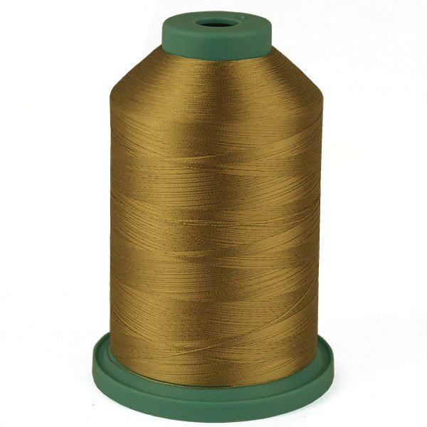 24 Karat # 3786 Rayon Machine Embroidery Thread 5500 Yard King Cone