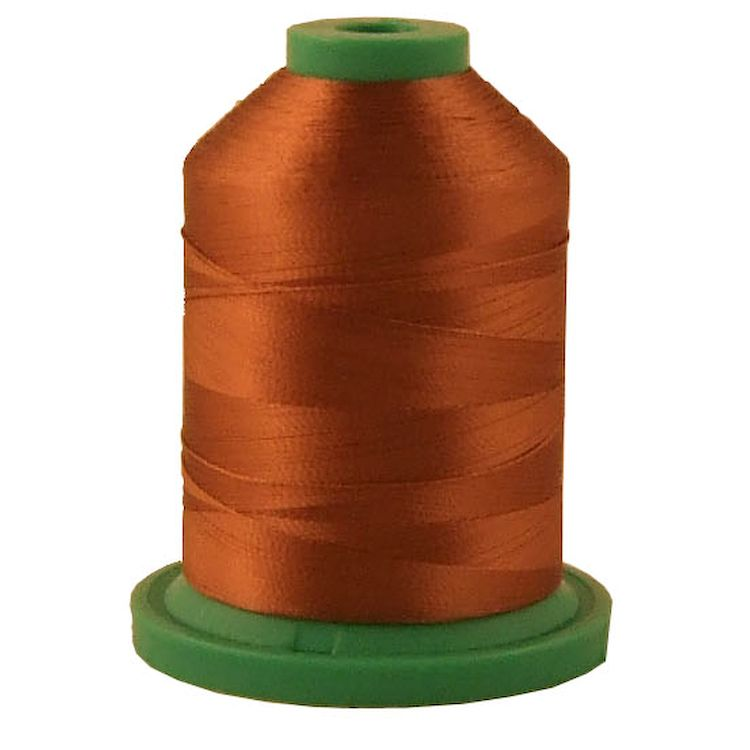 Cocoa # 3799 Rayon Machine Embroidery Thread 5500 Yard King Cone