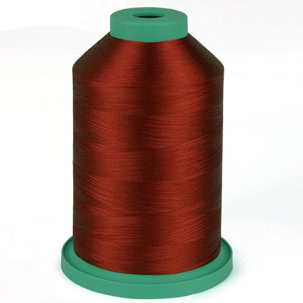 Terra Cotta # 3809 Rayon Machine Embroidery Thread 5500 Yard King Cone MAIN