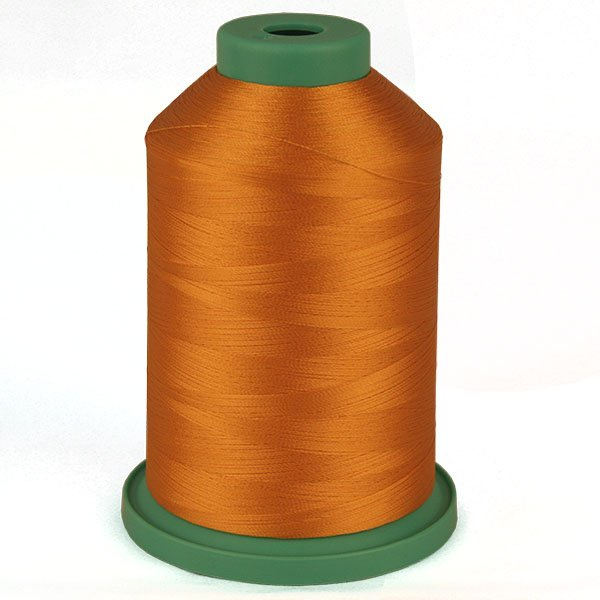 Gold Strand # 3821 Rayon Machine Embroidery Thread 5500 Yard King Cone MAIN