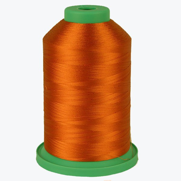 Melon Taffy # 3824 Rayon Machine Embroidery Thread 5500 Yard King Cone THUMBNAIL