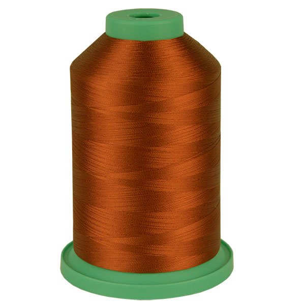Rusty Nail # 3826 Rayon Machine Embroidery Thread 5500 Yard King Cone