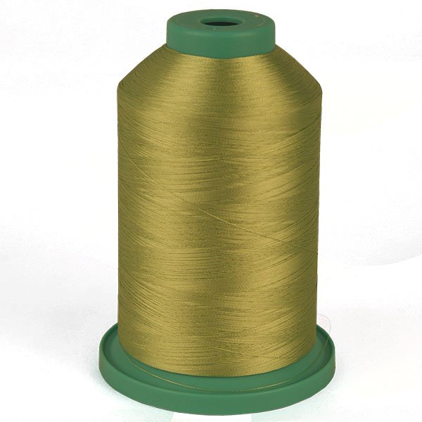 Yellowgrass # 3922 Rayon Machine Embroidery Thread 5500 Yard King Cone THUMBNAIL