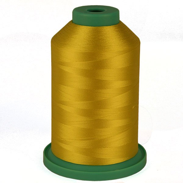 Daffodil # 3928 Rayon Machine Embroidery Thread 5500 Yard King Cone