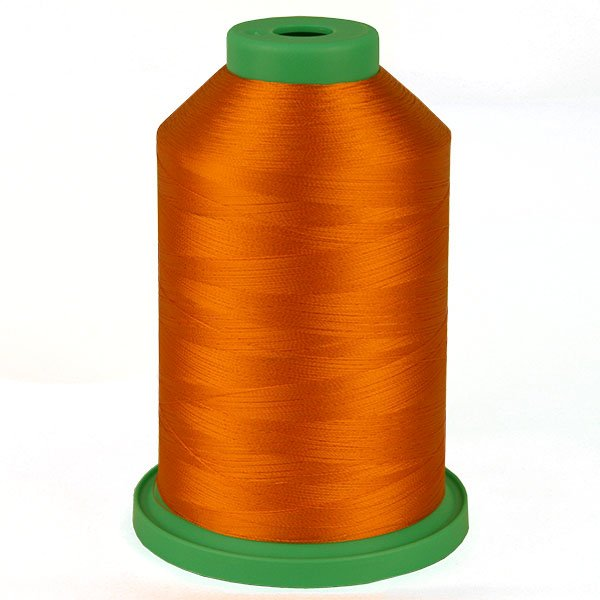 Pumpkin # 3931 Rayon Machine Embroidery Thread 5500 Yard King Cone_MAIN