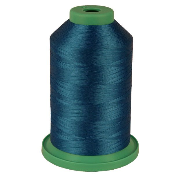Blue Pacific # 3934 Rayon Machine Embroidery Thread 5500 Yard King Cone THUMBNAIL
