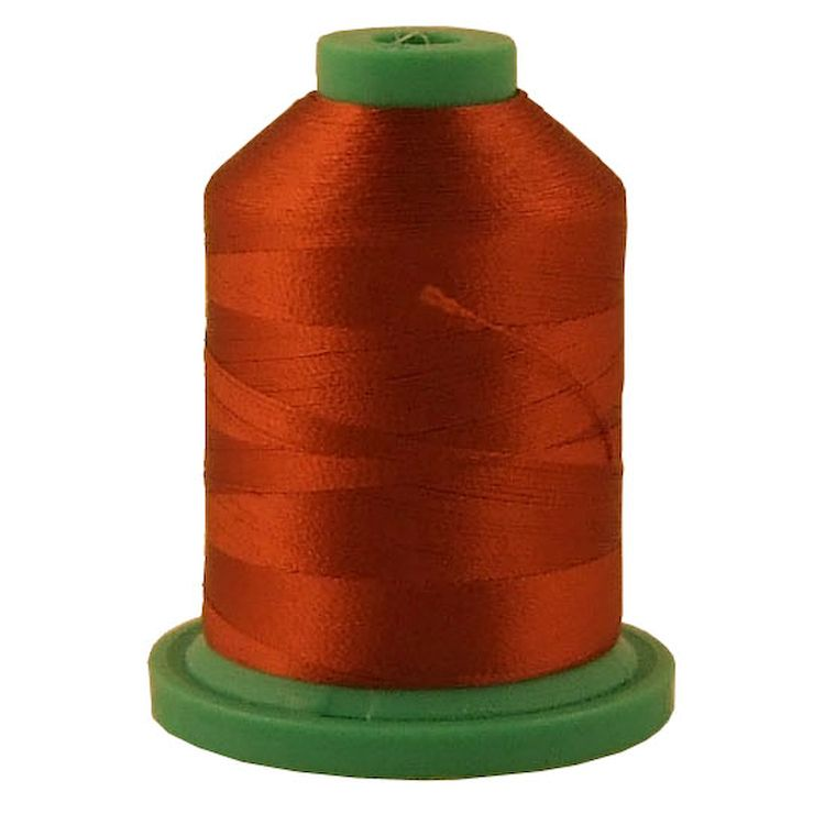 Hazelnut # 3937 Rayon Machine Embroidery Thread 5500 Yard King Cone