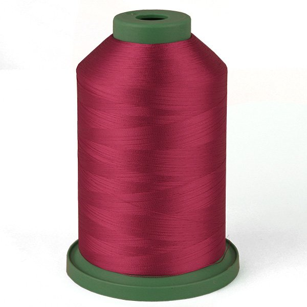 Ruby # 3987 Rayon Machine Embroidery Thread 5500 Yard King Cone_MAIN