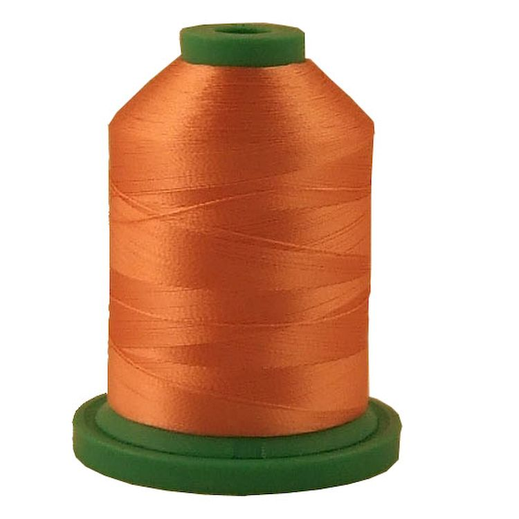 Light Peach # 3991 Rayon Machine Embroidery Thread 5500 Yard King Cone_MAIN