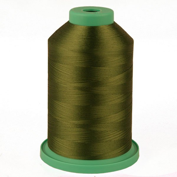 Desert Green # 3996 Rayon Machine Embroidery Thread 5500 Yard King Cone