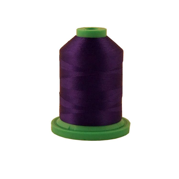 Perfect Purple # 3733 Iris Rayon Embroidery Thread - 1100 Yds