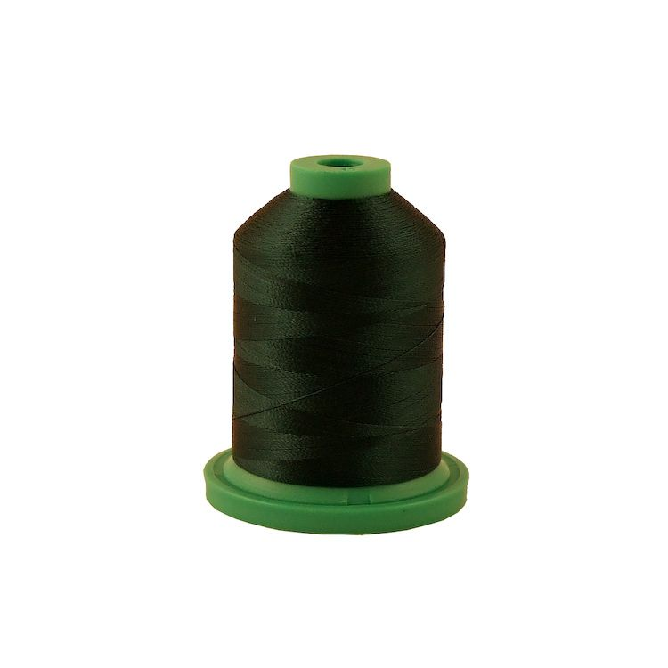 Pro Green # 3765 Iris Rayon Embroidery Thread - 1100 Yds