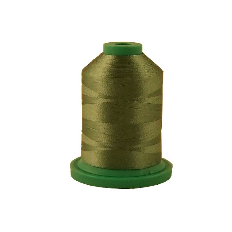 Pond Green # 3774 Iris Rayon Embroidery Thread - 1100 Yds