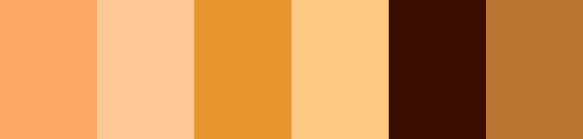 Flesh Tone Palette - Polyester Embroidery Thread 5500 Yard Cones