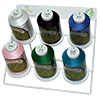 Iris UltraBright Polyester Embroidery Thread King Cone Starter Kit