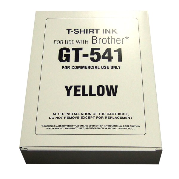 NaturaLink Yellow for Brother GT-541