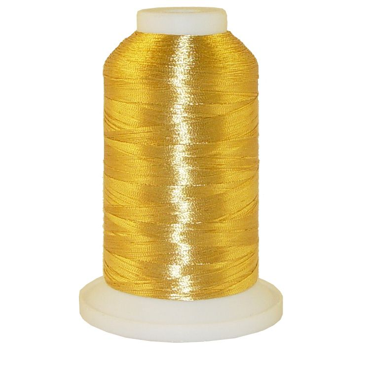 Iris Metallic Machine Embroidery And Quilting Thread High