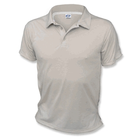 Vapor Apparel Basic Performance Polo Shirts - Sand