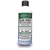 AlbaChem Alba Wash Hook Cleaner/Lubricant MAIN