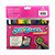 All Stars Craft Thread Friendship Bracelet & Craft Kit by Iris SWATCH