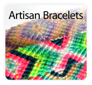 Pretty Twisted Bracelet Craft Kits