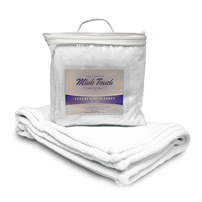 Mink Touch Baby Blankets MAIN