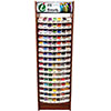 Top All-In-One Iris Thread Display - 535 cones/spools