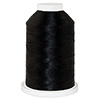 Black # 1152 Iris Trilobal Polyester Thread - 5500 Yds