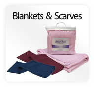 FleecePro - Embroidery Blanks - Blankets & Scarves