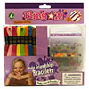 Bling It Bead & Embroidery Floss Friendship Bracelet & Craft Kit by Iris THUMBNAIL