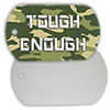 2 Sided Metal Sublimation ID Dog Tags THUMBNAIL