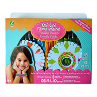 Craft Cord Creative Friendship Bracelet & Craft Kit by Iris MAIN