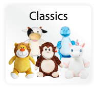 Baby Cubbies Classics - Stuffed Animal Embroidery Blanks