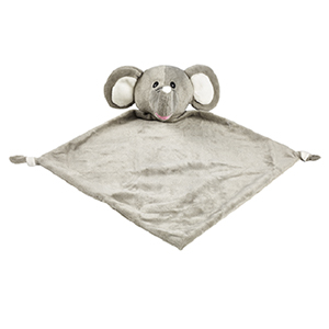 "Cubbies ""Elle"" Elephant Snuggle Buddy MAIN"