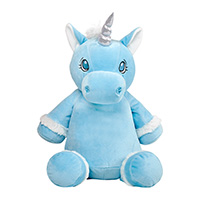 "Cubbies ""Starflower"" Blue Unicorn"