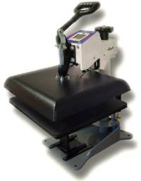 George Knight DC16 14x16 Manual Combo Heat Press
