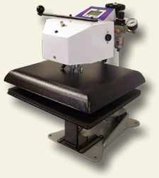 George Knight DC16AP 14x16 Air Automatic Combo Heat Press