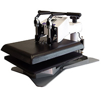 George Knight DK20S 16x20 Manual Swinger Heat Press