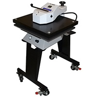 George Knight DK25SP 20x25 Jumbo Air Automatic Swinger Heat Press MAIN