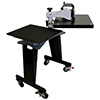George Knight DK25S 20x25 Jumbo Manual Swinger Heat Press THUMBNAIL
