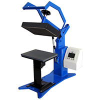 George Knight DK8 6x8 Label Press