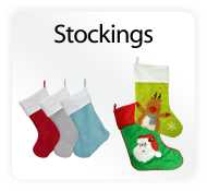 Christmas Stockings - Embroidery Blanks