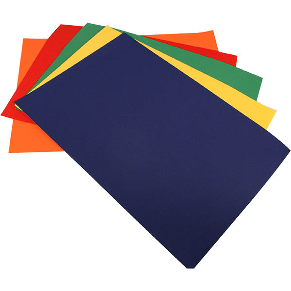 12 Inch by 17 Inch Blank Patch Fabric Sheets